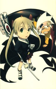 Rating: Safe Score: 4 Tags: maka_albarn soul_eater soul_eater_(character) User: Radioactive