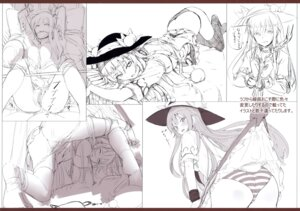 Rating: Explicit Score: 12 Tags: monochrome neropaso sketch tagme touhou User: kiyoe