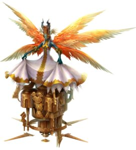 Rating: Safe Score: 4 Tags: cg dress final_fantasy final_fantasy_xii horns ultima wings User: 落油Я