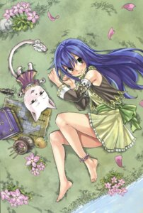 Rating: Safe Score: 20 Tags: charle dress fairy_tail feet mashima_hiro neko wendy_marvell User: Radioactive