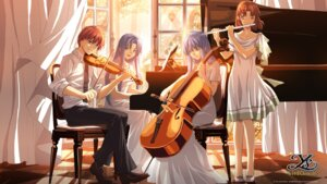 Rating: Safe Score: 23 Tags: adol_christin dress enami_katsumi feena heels reah wallpaper ys User: blooregardo