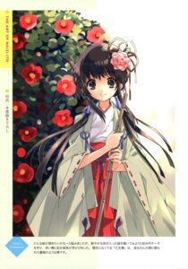 Rating: Safe Score: 32 Tags: ito_noizi miko User: fireattack