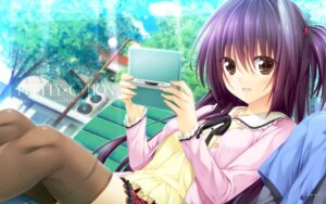 Rating: Safe Score: 49 Tags: asagiri_nozomi hibiki_works oryou pretty_x_cation thighhighs wallpaper User: 櫻井浩美