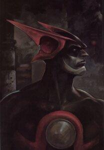 Rating: Safe Score: 5 Tags: bodysuit cropme horns katsura_masakazu male zet zetman User: Radioactive