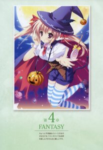 Rating: Safe Score: 17 Tags: halloween mikeou thighhighs witch User: chrispig