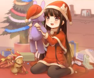 Rating: Safe Score: 18 Tags: christmas hakoniwa_shoujo User: animeprincess