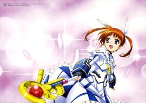 Rating: Questionable Score: 16 Tags: mahou_shoujo_lyrical_nanoha mahou_shoujo_lyrical_nanoha_a's mahou_shoujo_lyrical_nanoha_the_movie_2nd_a's takamachi_nanoha User: drop