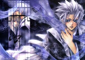 Rating: Safe Score: 4 Tags: bleach hitsugaya_toushirou ichimaru_gin kira_izuru lee_sun-young male User: charunetra