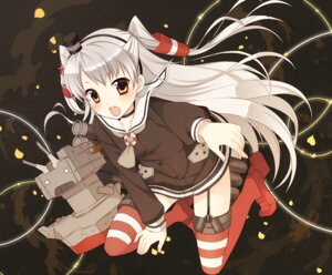 Rating: Safe Score: 35 Tags: amatsukaze_(kancolle) ayamishiro kantai_collection rensouhou-chan stockings thighhighs User: tbchyu001