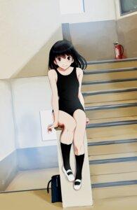 Rating: Safe Score: 32 Tags: amagami ayatsuji_tsukasa school_swimsuit swimsuits tagme User: saemonnokami