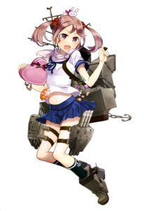 Rating: Safe Score: 32 Tags: kantai_collection sazanami_(kancolle) seifuku User: drop
