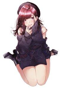 Rating: Safe Score: 28 Tags: dress fly heels jaku-chara_tomozaki-kun sweater User: kiyoe