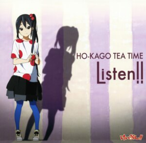 Rating: Safe Score: 18 Tags: disc_cover k-on! nakano_azusa pantyhose scanning_dust screening User: tommyjai88