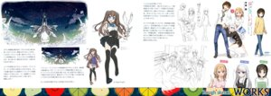 Rating: Safe Score: 14 Tags: 5_nenme_no_houkago dress kantoku seifuku sketch thighhighs User: Hatsukoi