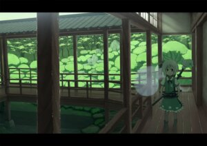 Rating: Safe Score: 18 Tags: konpaku_youmu landscape sasaj touhou User: chilolo