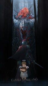 Rating: Safe Score: 10 Tags: angel armor bandaid dress mivit see_through sword wings User: Dreista