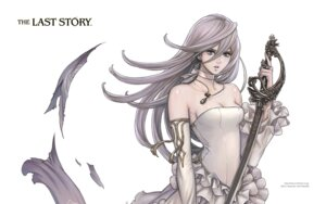 Rating: Safe Score: 38 Tags: calista cleavage dress fujisaka_kimihiko mistwalker nintendo sword the_last_story wallpaper User: Devard