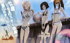 Rating: Safe Score: 47 Tags: bikini huke kiryu_moeka makise_kurisu steins;gate swimsuits trap urushibara_luka User: Share