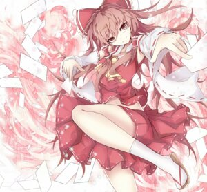 Rating: Safe Score: 27 Tags: chiruru hakurei_reimu miko touhou User: delfigamer