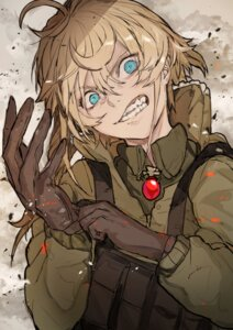 Rating: Safe Score: 21 Tags: hiranko sketch tanya_degurechaff uniform youjo_senki User: charunetra
