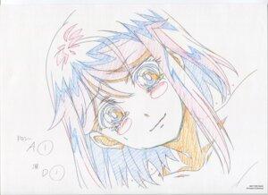 Rating: Safe Score: 9 Tags: dorothy_(garakowa) glass_no_hana_to_kowasu_sekai raw_scan sketch User: hirotn