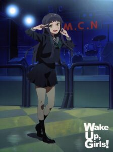 Rating: Safe Score: 28 Tags: nanase_yoshino seifuku wake_up_girls! User: 102938w