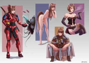 Rating: Questionable Score: 6 Tags: animal_ears armor bodysuit cosplay halo holo lingerie monster naked no_bra skirt_lift smoking spice_and_wolf sword tagme tail thighhighs wet User: dick_dickinson