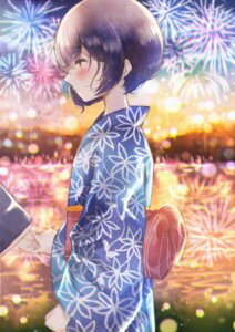 Rating: Safe Score: 10 Tags: morino_rinze namamake the_idolm@ster the_idolm@ster_shiny_colors yukata User: Arsy