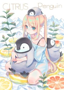 Rating: Safe Score: 14 Tags: penguin zoff_(daria) User: BattlequeenYume