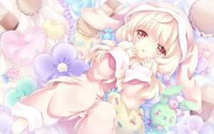 Rating: Safe Score: 64 Tags: cafe_sourire cuffs kona ogiwara_kyouko pajama wallpaper User: Hatsukoi
