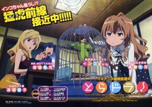 Rating: Safe Score: 11 Tags: aisaka_taiga inko-chan takasu_ryuuji takasu_yasuko tanaka_masayoshi toradora! User: Radioactive