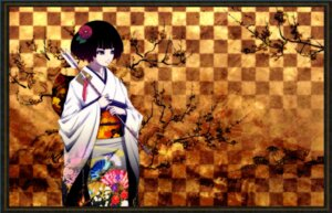 Rating: Safe Score: 18 Tags: kimono mubouou_aasaa User: Radioactive