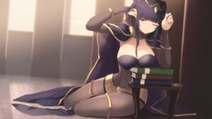 Rating: Safe Score: 49 Tags: bodysuit cait cleavage fire_emblem fire_emblem_kakusei garter tharja wallpaper User: BattlequeenYume
