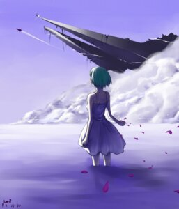 Rating: Safe Score: 9 Tags: dress macross macross_frontier ranka_lee wolfour User: charunetra