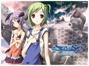 Rating: Safe Score: 19 Tags: baldr_sky giga kikuchi_seiji overalls wallpaper User: maurospider