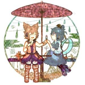 Rating: Safe Score: 1 Tags: itomugi-kun kaku_seiga touhou toyosatomimi_no_miko User: itsu-chan