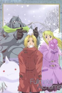 Rating: Safe Score: 4 Tags: alphonse_elric edward_elric fullmetal_alchemist winry_rockbell User: charunetra