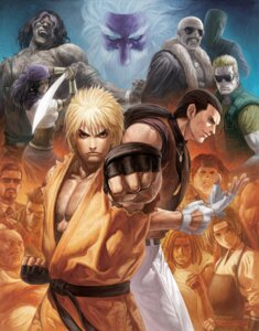 Rating: Safe Score: 9 Tags: geese_howard hiroaki jack_turner japanese_clothes john_crawley karman_cole kisaragi_eiji megane mickey_rogers mr._big mr._karate robert_garcia ryuuko_no_ken sakazaki_ryo sinclair snk sword temjin toudou_kasumi wyler User: Radioactive