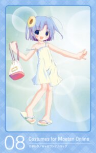 Rating: Safe Score: 4 Tags: dress moetan pastel_ink pop summer_dress User: petopeto