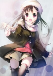 Rating: Safe Score: 124 Tags: kogemashita takoyaki thighhighs User: yong