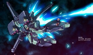 Rating: Safe Score: 9 Tags: gundam gundam_unicorn mecha stark_jegan User: HMX-999