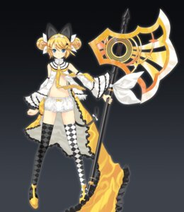 Rating: Safe Score: 38 Tags: achunchun animal_ears bloomers kagamine_rin nekomimi tail thighhighs vocaloid User: fairyren