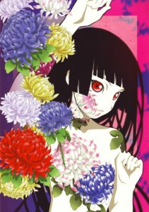 Rating: Questionable Score: 17 Tags: enma_ai jigoku_shoujo jigoku_shoujo_mitsuganae loli naked oka_mariko screening User: charly_rozen