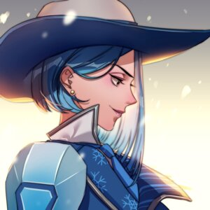 Rating: Safe Score: 11 Tags: armor ashe_(overwatch) hanshi overwatch User: charunetra