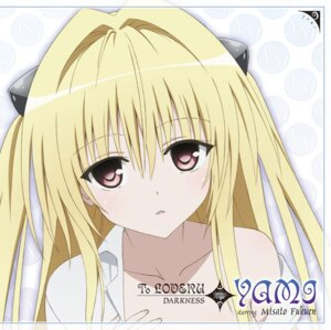 Rating: Safe Score: 25 Tags: disc_cover dress_shirt golden_darkness open_shirt to_love_ru to_love_ru_darkness User: LiHaonan