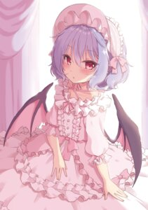 Rating: Safe Score: 46 Tags: beni_kurage dress remilia_scarlet touhou wings User: Mr_GT