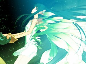 Rating: Safe Score: 21 Tags: saya saya_no_uta wallpaper wings User: Varga