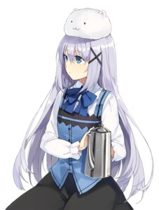 Rating: Safe Score: 35 Tags: gochuumon_wa_usagi_desu_ka? hao_(patinnko) kafuu_chino tippy_(gochuumon_wa_usagi_desu_ka?) User: Mr_GT