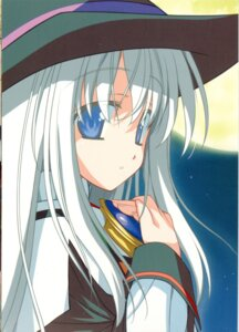 Rating: Safe Score: 5 Tags: cropme flolium_blosselliand seifuku shida_kazuhiro witch wiz_anniversary User: Davison