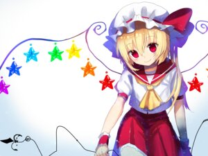 Rating: Safe Score: 28 Tags: dress flandre_scarlet touhou wallpaper wings yusano User: tbchyu001